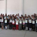 Entregan Becas Estímulos a la Educación Básica en Huanímaro