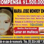 La historia de Marijo por quien ofrecen 1.5 mdp; han pasado casi 7 años de su desaparición