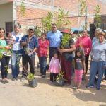 Acción ciudadana en el Álamo, San Cayetano y puerta de Palo Dulce