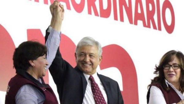 Morena tendrá alianza con PT en elecciones del 2018