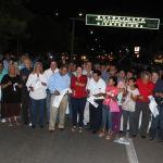 Inauguran modernización Avenida Padre Hidalgo