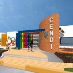 Casi listo nuevo CENDI en Irapuato