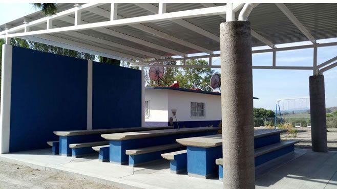 Photo of Inauguran comedor escolar en la comunidad La Paz