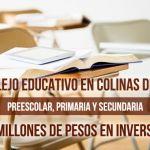 Por arrancar construcción de nuevo complejo educativo en Colinas del Río