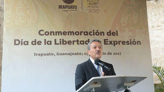 Photo of Conmemoran día de la libertad de expresión
