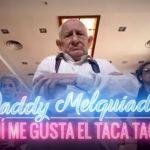 """El abuelo """"Daddy Melquiades"""", a sus 92 años compone reggaeton"""