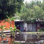 400 estudiantes se quedan sin clases en Abasolo por lluvias