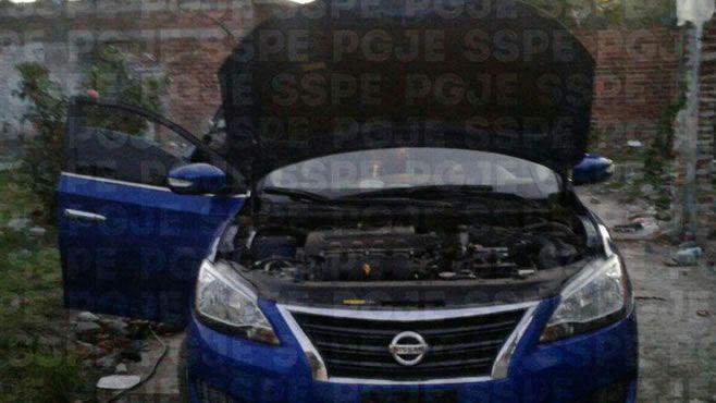 Photo of Aseguran en Pénjamo un automóvil presuntamente abandonado, con reporte de robo