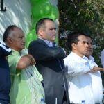 Asiste alcalde Samuel a evento regional de Telesecundarias