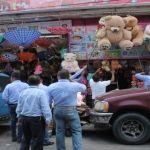 Revisa fiscalización junto a mercados comercios de la zona centro