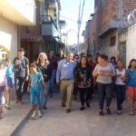 Alcalde encabeza reunión con vecinos del Margen del Río en Santa Ana Pacueco