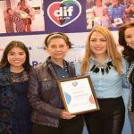 Ceremonia de reconocimiento a Donadores DIF