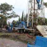 Inician trabajos de perforación para nuevo pozo en La Sarteneja
