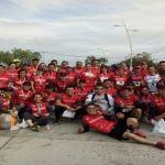 """800 corredores participan en """"Kilómetros por Amor"""" a beneficio del albergue del Hospital Pediátrico de León"""