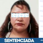 Martha pasará 14 años encarcelada, luego de matar al contrincante de su hijo
