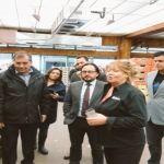 Consolidan lazos comerciales Guanajuato y Canadá a través de Centro de Distribución de Agroalimentos