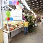 Regresan comerciantes a sus espacios en Mercado Miguel Hidalgo