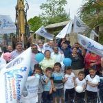 Pavimentarán calles en Estación Joaquín