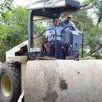 Arranca Samuel Amezola obras importantes para comunidades