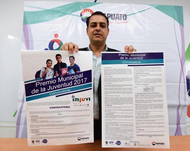 Photo of Invitan a participar en Premio de la Juventud