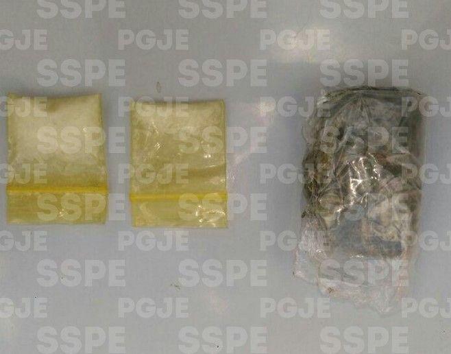 Photo of Detienen a presunto distribuidor de drogas en la colonia San Gabriel 2ª sección