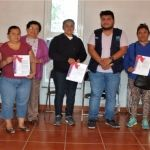 Apoyan a mujeres neopoblanas con Seguros de Subsistencia