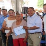 Más de 2 mil 300 acciones de mejoramiento de vivienda en Pénjamo