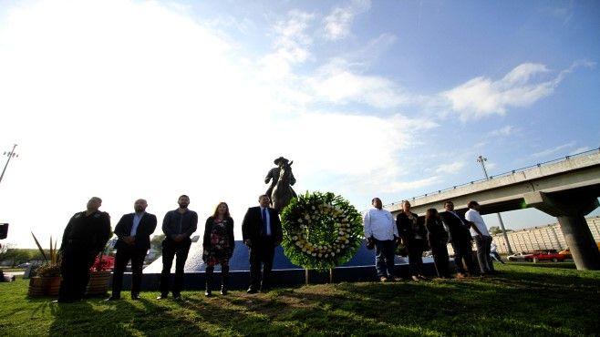 Photo of Conmemora municipio 89 aniversario luctuoso de Álvaro Obregón