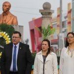 Recuerda municipio valor cívico de Benito Juárez a 145 años de su fallecimiento