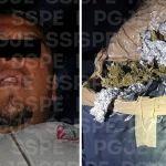 Capturan en el Barrio del Coecillo, a presunto distribuidor de drogas
