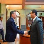 """""""Estoy decidido; quiero ser gobernador de Guanajuato"""", admite Diego Sinhué"""