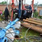 Dan mantenimiento a bomba de agua en Cuerámaro