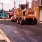 Concluyen trabajos de bacheo aislado mayor en la calle Aguascalientes