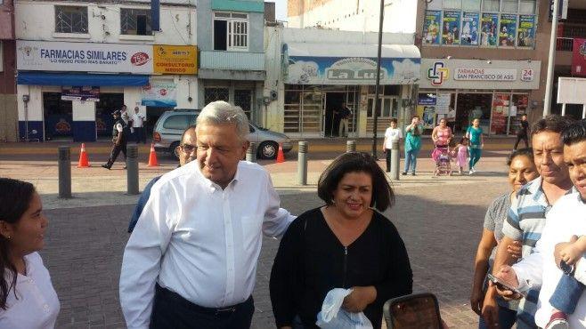 Publica Presidencia de la República que AMLO mantiene aceptación entre mexicanos