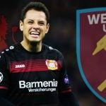 Javier Hernández sería jugador mejor pagado de West Ham