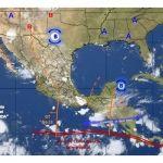 Se prevén tormentas fuertes por la tarde en gran parte del territorio estatal