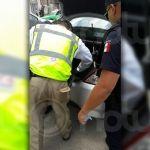 Balacera en Díaz Ordaz a unos metros del autozone