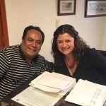 Refrenda Larisa Solórzano su compromiso con la educación