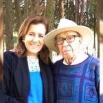 Muere el padre de Margarita Zavala