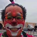 """""""El reto es hace reír a la gente enojada"""": payaso Pepillo Pillo"""