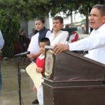 Comedor escolar en Guayabito de Pedroza, mejor infraestructura y una adecuada alimentación para más de 70 alumnos.