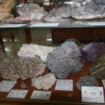 Belleza y formas naturales primigenias en Museo de Mineralogía de la UG