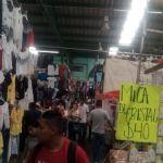 """Ventas bajas y robos """"a la orden del día"""" en tianguis Irapuato"""