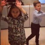 """Hasta los nietos de Trump bailan """"Despacito"""""""