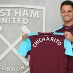 "Oficial; ""Chicharito"" es del West Ham"