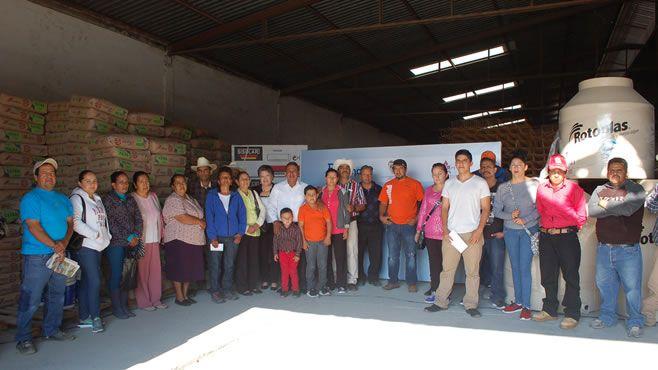 Photo of Más de 1400 acciones a favor de las familias penjamenses