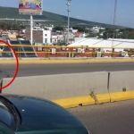 Aparecen enormes grietas en Puente Siglo XXI