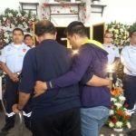 """Un héroe en el agua que seguirá """"ayudando en el cielo"""": bombero de Irapuato"""