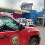 Bombero de Irapuato cae de la Torre Médica; lo reportan fuera de peligro