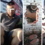 Captura policía a 2 ladrones dentro de una pensión, en Malvas
